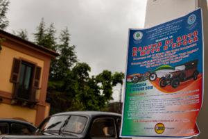 Locandina evento - Raduno auto e moto d'epoca