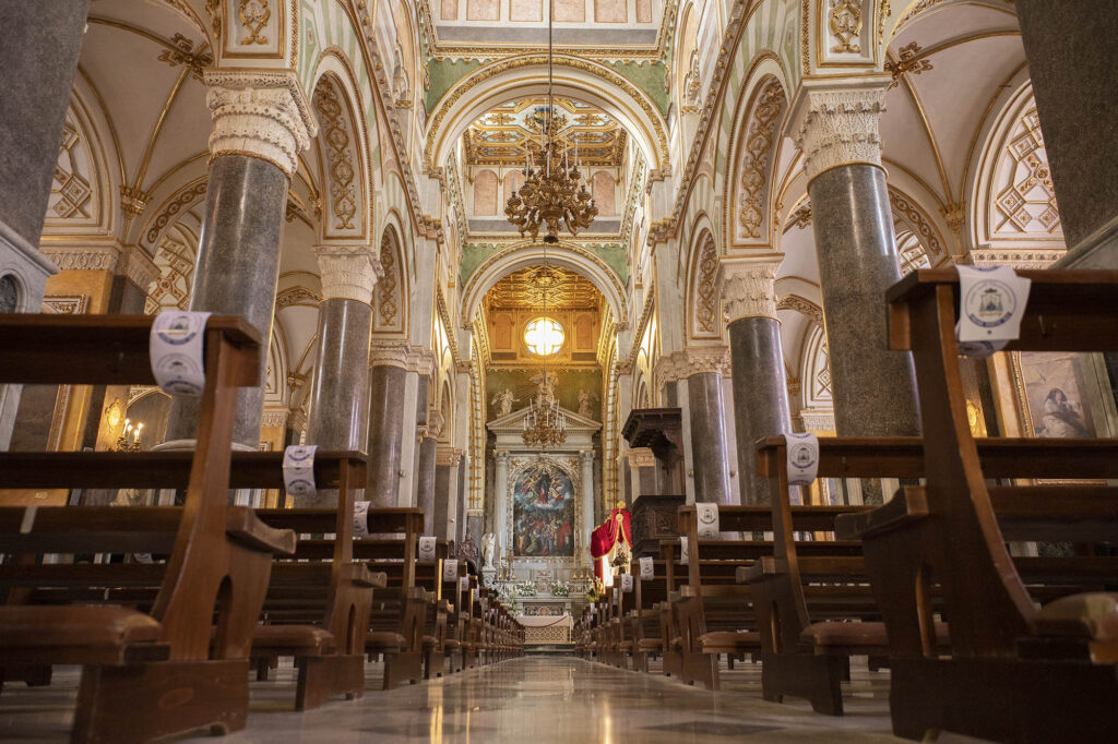 Cattedrale di Santa Maria Assunta - Altamura (Ba)