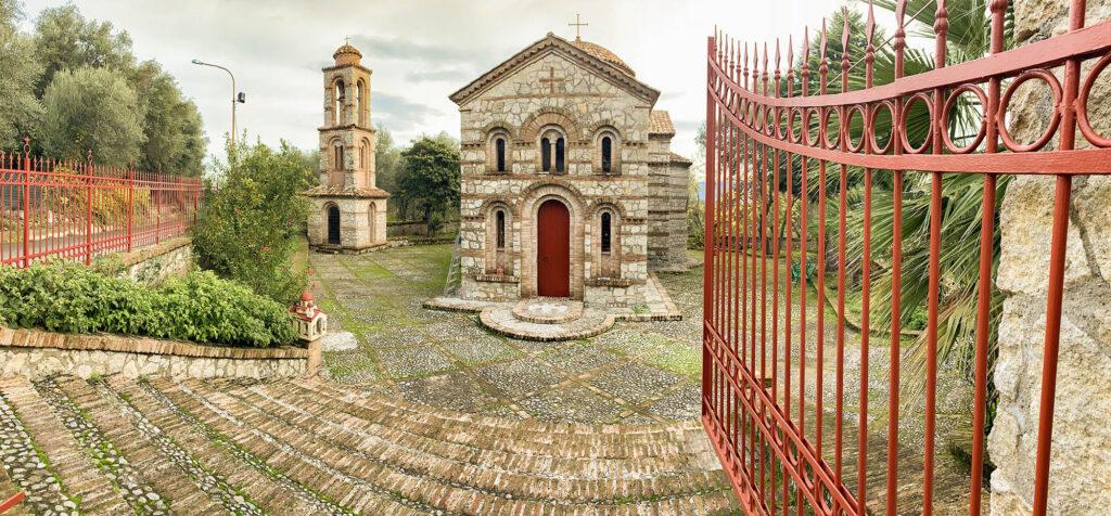 Chiesa Ortodossa di S.Elia e Filareto - Seminara (RC).